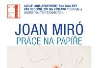 Joan Miró / Práce na papíře