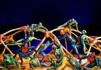 Cirque du Soleil se vrací do Prahy