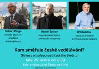 Kam směřuje české školství