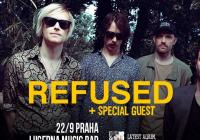 Refused v Praze