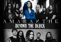 Amaranthe + Beyond the Black