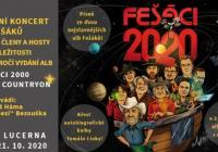 Jubilejní koncert skupiny Fešáci