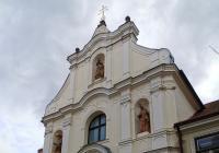 Minoritský klášter a kostel Nanebevzetí Panny Marie