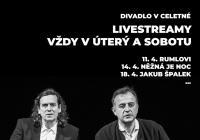 LIVE stream - Něžná je noc Divadlo v Celetné
