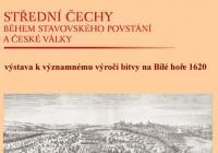 Střední Čechy v době českého stavovského povstání