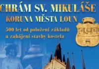 Chrám svatého Mikuláše / Koruna města Loun