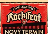 The Legends Rock Fest aneb Legendy ožívají - přeloženo na 2021