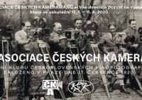 """Výstava """"100 let Asociace českých kameramanů"""""""