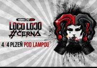 Černá a Loco Loco - Jarní tour 2020 Plzeň