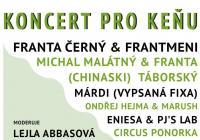 Koncert pro Keňu v Praze