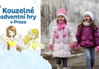 Zachraňte kouzlo Vánoc - 4 adventní hry v Praze