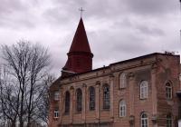 Kaple sv. Karla Boromejského