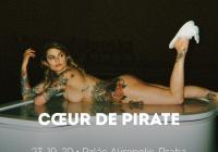 Cœur de Pirate v Praze