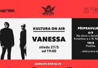Kultura on air: Vanessa live stream