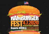 HamBurger Fest Lužkovice 2020