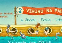 The Beatles revival + Karel Kahovec na lodi na Vltavě