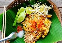 Česko - thajské dny, Thajské tržiště