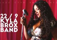 Kyla Brox Band (UK/CZ) - ZRUŠENO