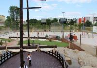 Freestyle park Modřany