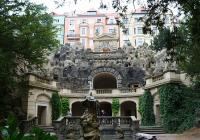 Umělá jeskyně Grotta, Praha 2