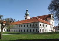 Břevnovský klášter, Praha 6