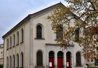 Nová libeňská synagoga, Praha 8