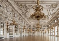 The Spanish Hall of the Prague Castle