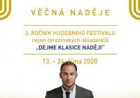 Život s hudbou v Terezíně - přednáška