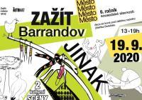 Zažít město jinak - Praha Barrandov