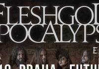 Fleshgod Apocalypse v Praze