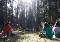 ESS - zima, kopr a dobrovolnictví v Lotyšsku