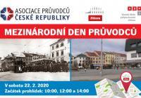 Mezinárodní den průvodců 2020 v Jihlavě