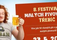 Festival malých pivovarů v Třebíči 2020 - ZRUŠENO