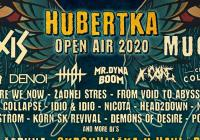 Hubertka Open Air 2020 - Okrouhlička