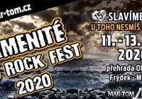 Kamenité Čas rock fest 2020