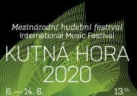 Mezinárodní hudební festival Kutná Hora 2020