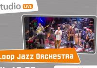 LIVE stream - Online koncert The Loop Jazz Orchestra pro Sue Ryder