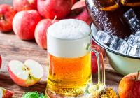 Pivo a Cider na Smíchovské náplavce