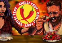 Chilli Fest na Výstavišti ZRUŠENO