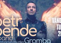 Petr Bende - vánoční turné - Třebíč