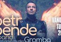 Petr Bende - vánoční turné - Brno