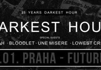 Darkest Hour v Praze