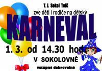 Karneval pro děti 2020 - Telč