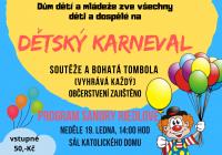 Karneval pro děti 2020 - Bučovice