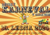 Karneval pro děti 2020 - Frenštát pod Radhoštěm