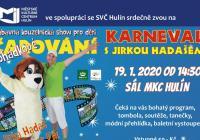 Karneval pro děti 2020 - Hulín
