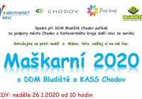 Karneval pro děti 2020 - Chodov