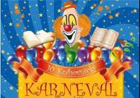 Knihovnický karneval pro děti 2020 - Slaný