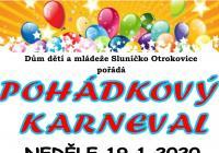 Karneval pro děti 2020 - Otrokovice