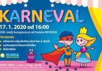 Karneval s Vlnkou 2020 - Zlín